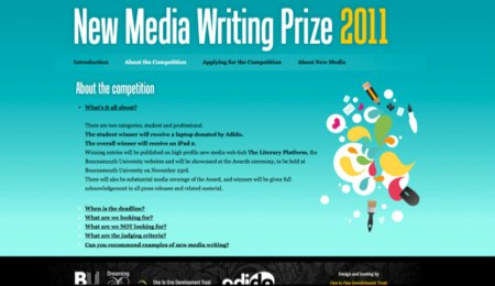 medical essay prize 2011 The medical student essay contest was established to encourage improved writing and research skills among medical students the submissions have covered a very broad range of topics and issues in psychiatry.